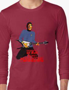 Spock You Like A Hurricane Long Sleeve T-Shirt