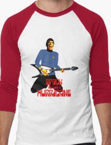 Spock You Like A Hurricane Men's Baseball ¾ T-Shirt