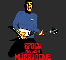 Spock You Like A Hurricane by jetfire852