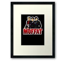 MOFFAT Framed Print