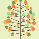 Happy Tree - tweet tweet by Budi Kwan