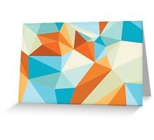 Shard – Gold Fish Greeting Card