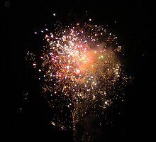 Fireworks Celebration Part Deux by lindsaywinckel
