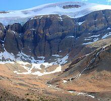 Glacier creeks by zumi