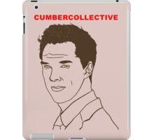 Cumbercollective iPad Case/Skin