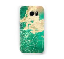 Nature and Geometry - The Clouds 2 Samsung Galaxy Case/Skin