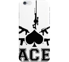 Acing the Team iPhone Case/Skin