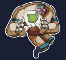 Ohio Lucha Libre One Piece - Long Sleeve