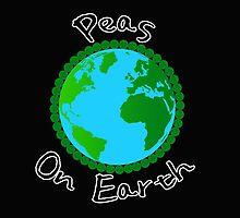 Peas on Earth by EucalyptusBear