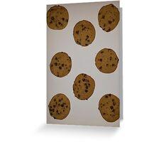 Chocolate Chiplicious! Greeting Card