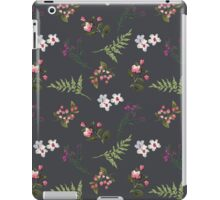 Vintage Flowers iPad Case/Skin