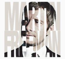 Martin Freeman Kids Tee