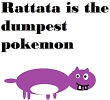 Rattata Photographic Print