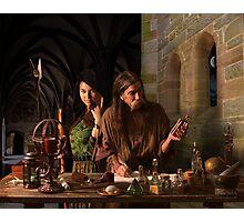 The Alchemist Photographic Print