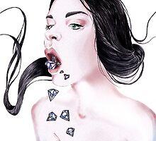 Diamonds by cmariee