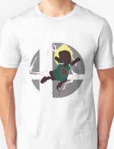 Lucas (PK Thunder, Boney Shirt) - Sunset Shores T-Shirt