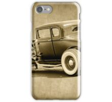 Vintage Ford Coupe iPhone Case/Skin