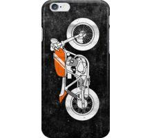 Café Racer – Reverse iPhone Case/Skin