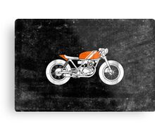 Café Racer – Reverse Metal Print