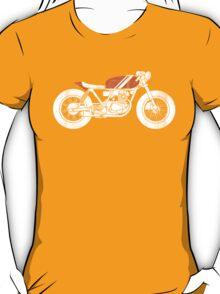 Café Racer – Reverse T-Shirt