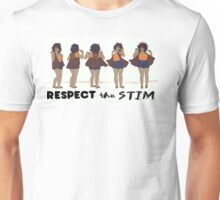 Respect the Stim *twirl* shirt Unisex T-Shirt