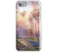 Why I Live Where I Live iPhone Case/Skin