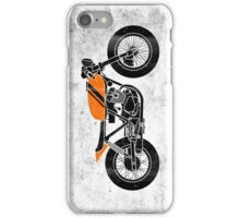 Café Racer iPhone Case/Skin