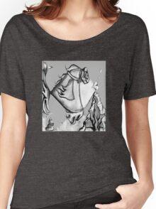 Binkxy Blow fish Women's Relaxed Fit T-Shirt