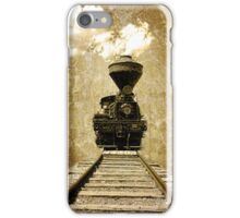 Vintage Train iPhone Case/Skin