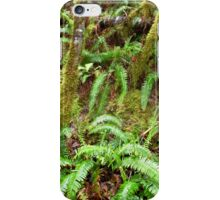Hill of Moss and Ferns iPhone Case/Skin