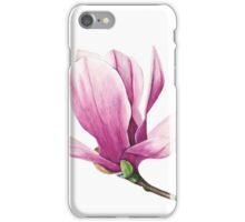 Beautiful Magnolia iPhone Case/Skin