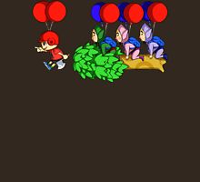 Balloon Fight: Villager Style Unisex T-Shirt