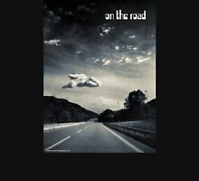 On the road Mens V-Neck T-Shirt
