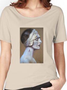 'Sepia Siren' Women's Relaxed Fit T-Shirt