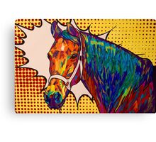 Spectra Tack by Asra Rae Canvas Print