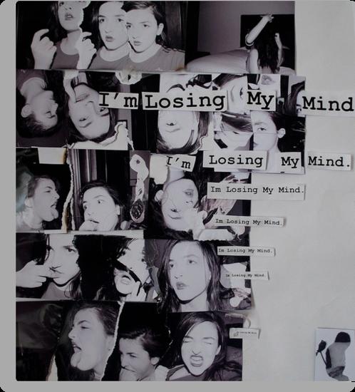 I'm Losing My Mind by Isabela M. Lamuño