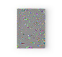 Maze On Acid Hardcover Journal