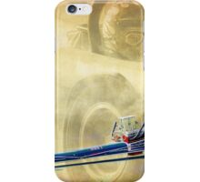 Vintage Dragster iPhone Case/Skin