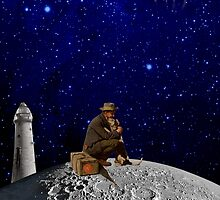 The lighthouse keeper by Design4uStudio