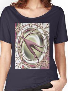 abstract t-shirt design Women's Relaxed Fit T-Shirt