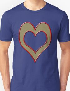 heart t-shirt design T-Shirt