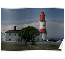 Souter Lighthouse South Shields Poster