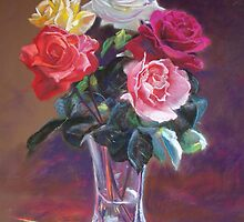 Jack's Roses by Lynda Robinson