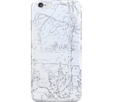 Hood Canal iPhone Case/Skin
