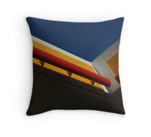 Bright and obtuse Throw Pillow
