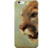 Mountain Lion iPhone Case/Skin