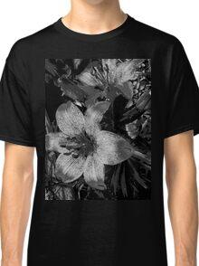 floral t-shirt design Classic T-Shirt