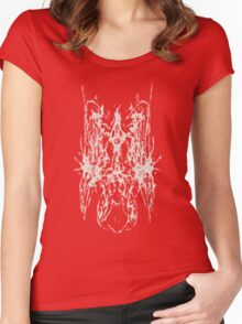 Dragon's Breath v1 Women's Fitted Scoop T-Shirt