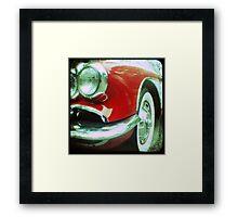 1959 Corvette TTV Framed Print