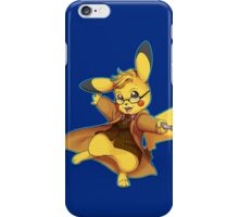 10th Doctor Pika Who? iPhone Case/Skin